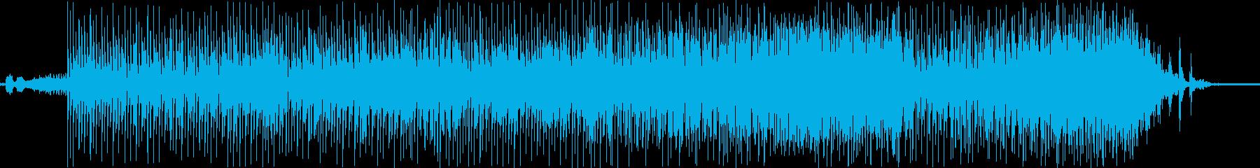 Iron Veilの再生済みの波形