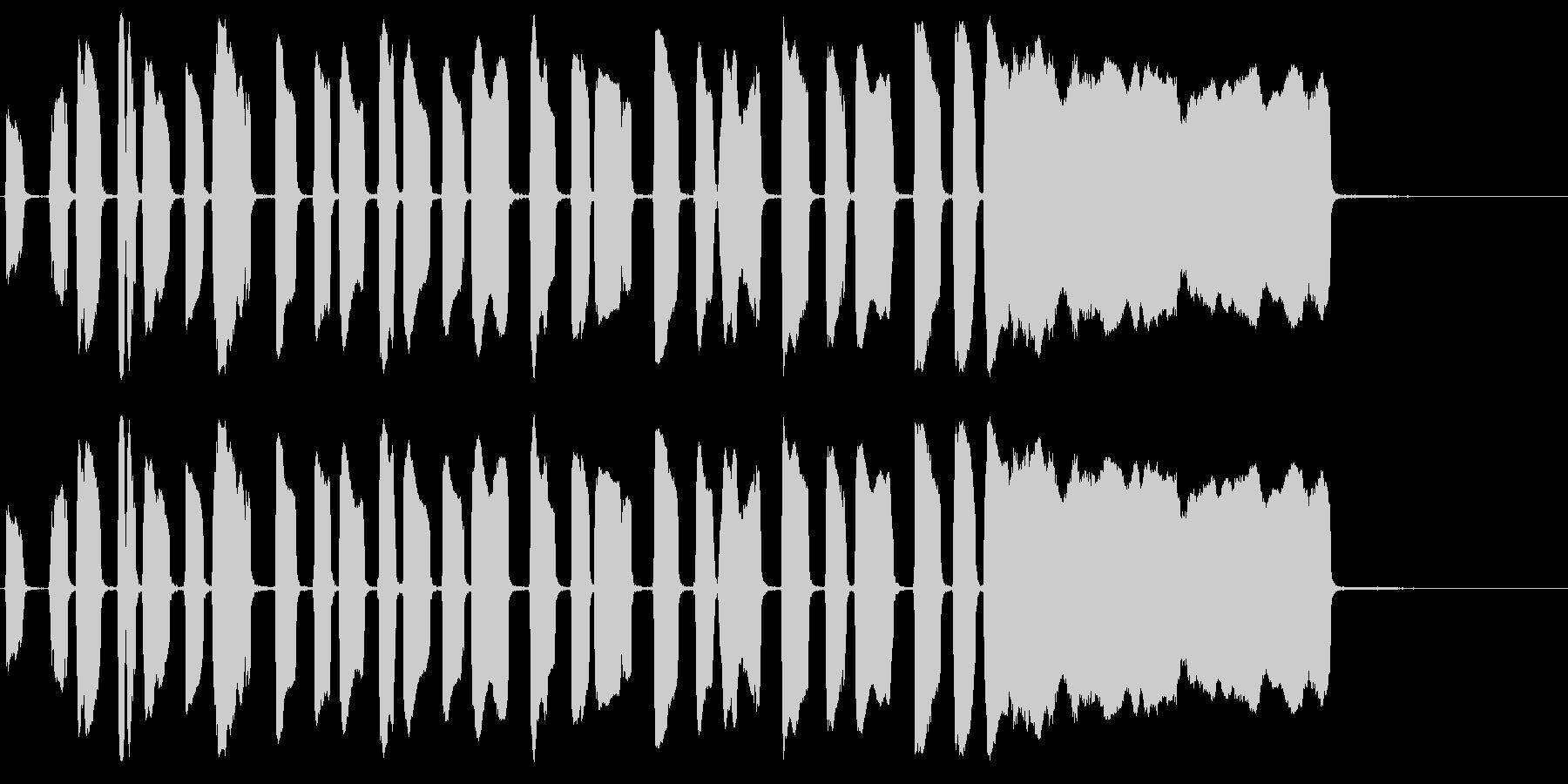 トランペット:コミカルスクワッキー...の未再生の波形