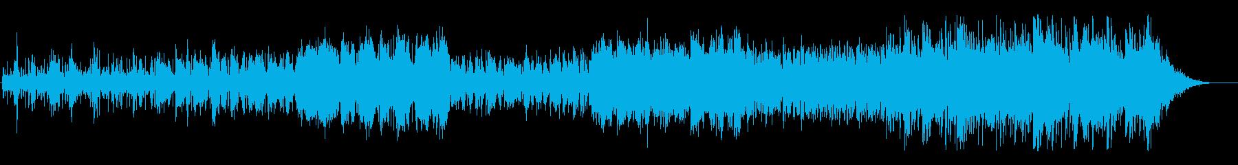 R&B /ヒップホップ、男性ボーカ...の再生済みの波形