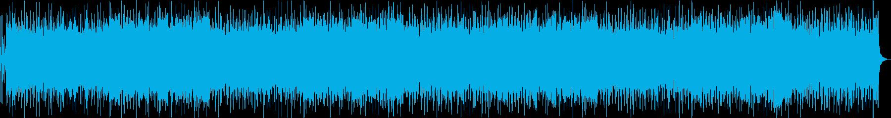 ピアノと木管での軽快ソング(別ver有)の再生済みの波形