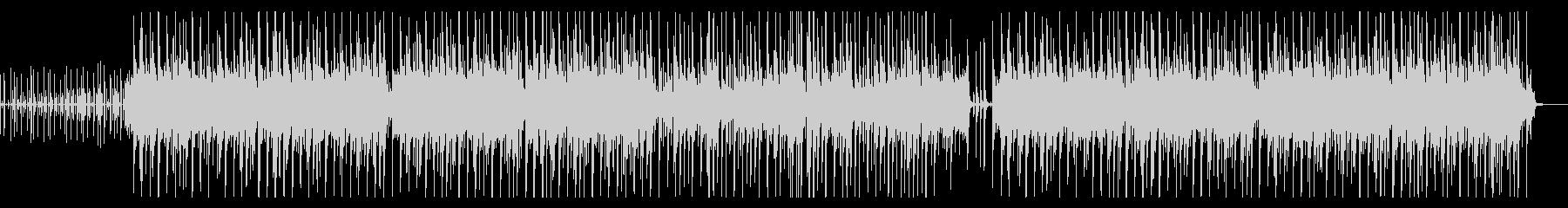 VS Computerの未再生の波形
