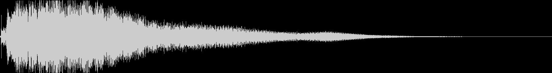 ジャラーン:アコースティックギター bの未再生の波形