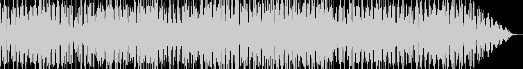 SAXメインのクールなファンクJazzの未再生の波形