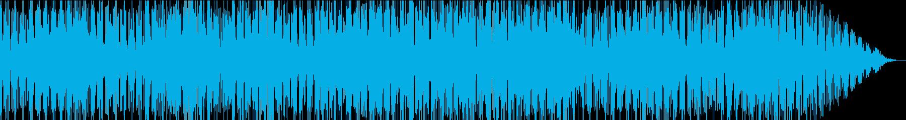 SAXメインのクールなファンクJazzの再生済みの波形