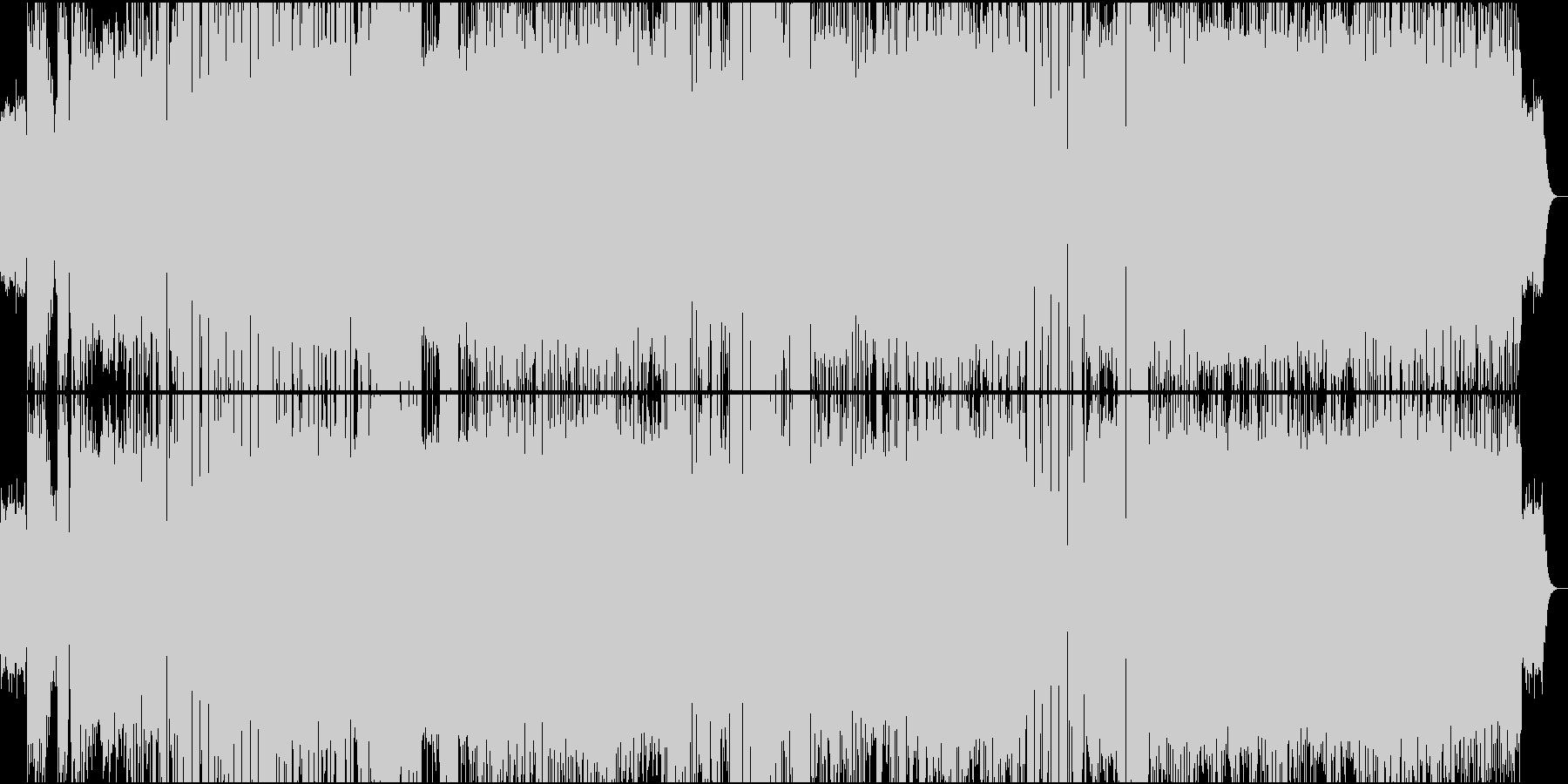 The Protonの未再生の波形