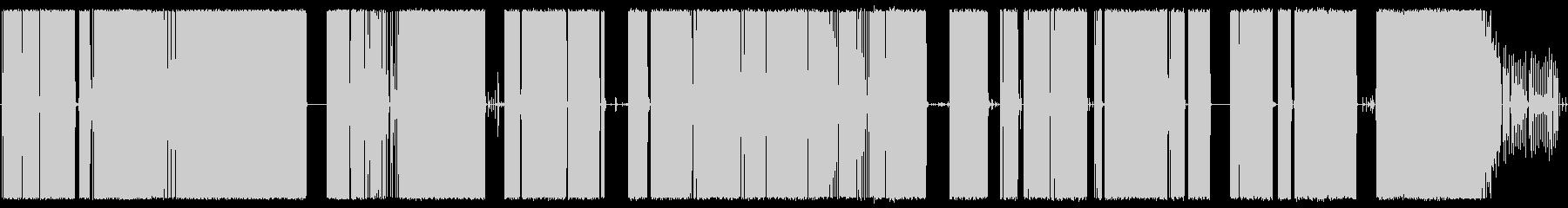 イメージ 古いスキャナー04の未再生の波形