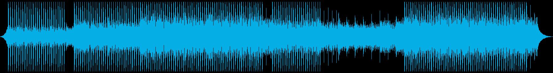 技術の再生済みの波形