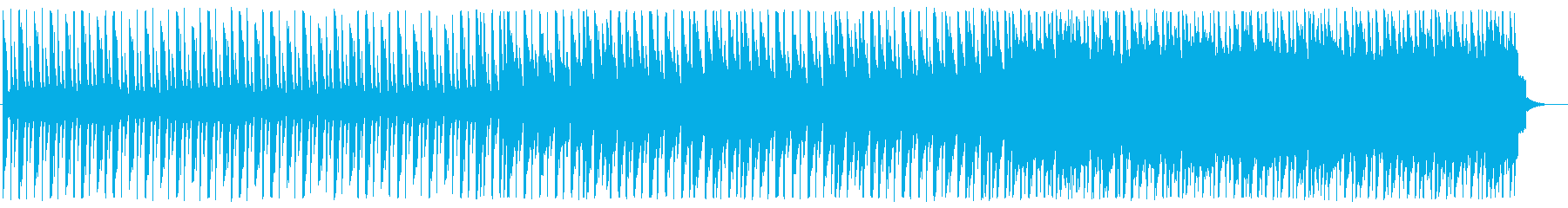 サイバー/エレクトロ_No579_2の再生済みの波形