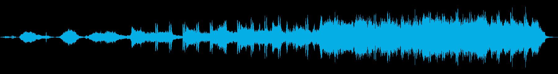 暗く陰気な現代/オーケストラ映画シ...の再生済みの波形