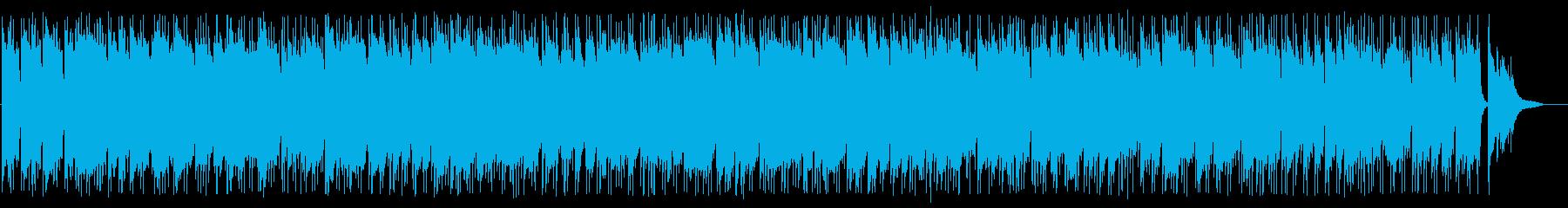 アメイジング・グレイスacousticの再生済みの波形