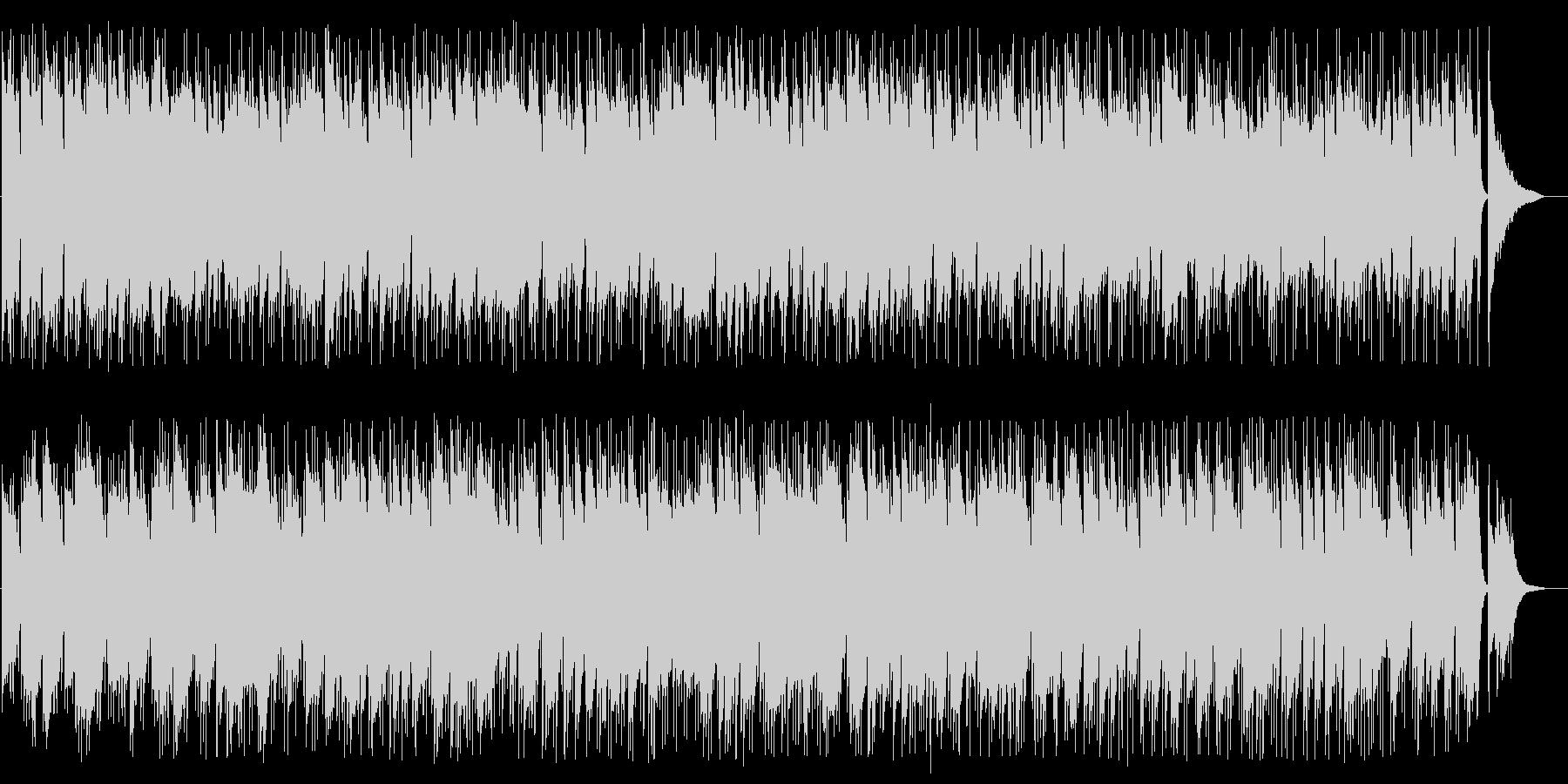 アメイジング・グレイスacousticの未再生の波形