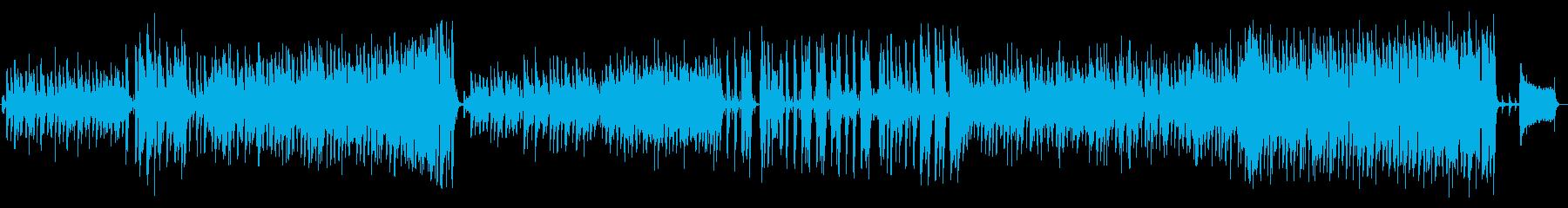 古典的なビッグバンドジャズの再生済みの波形