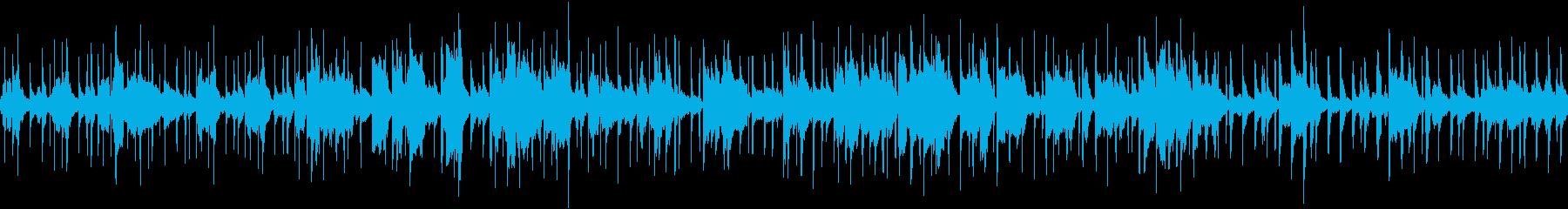 イージーリスニング フルート アコ...の再生済みの波形