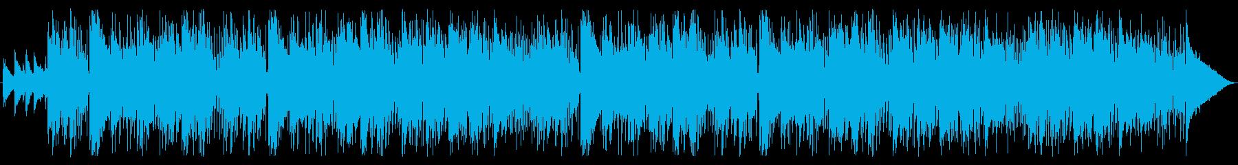 ナイロンギターが奏でるポップバラードの再生済みの波形