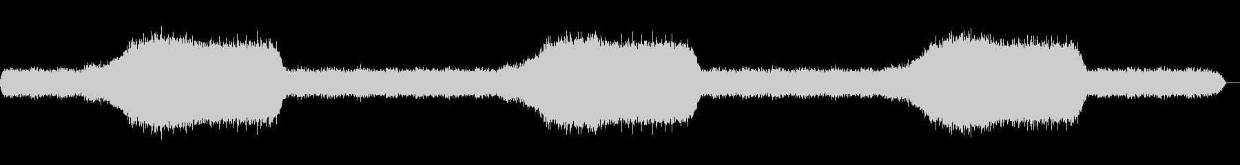 多くの蝉が鳴く場所をバイノーラル録音方…の未再生の波形