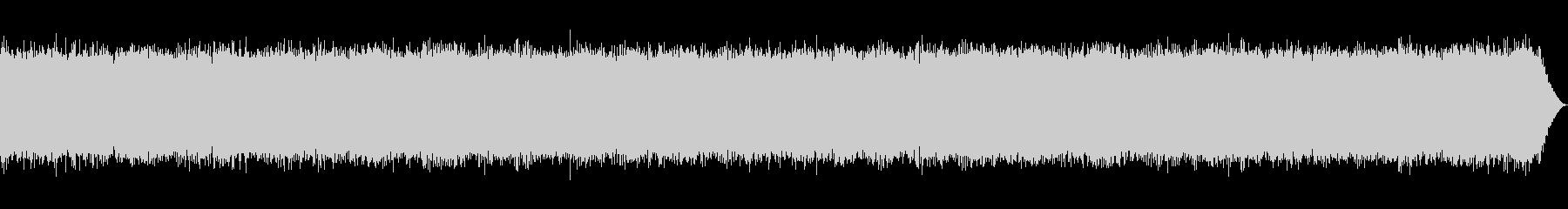 冷蔵庫の中の音01(5分-ローカット版)の未再生の波形