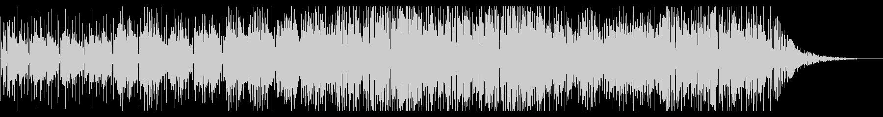 アコギが旋律のゆったりしたスムースジャズの未再生の波形