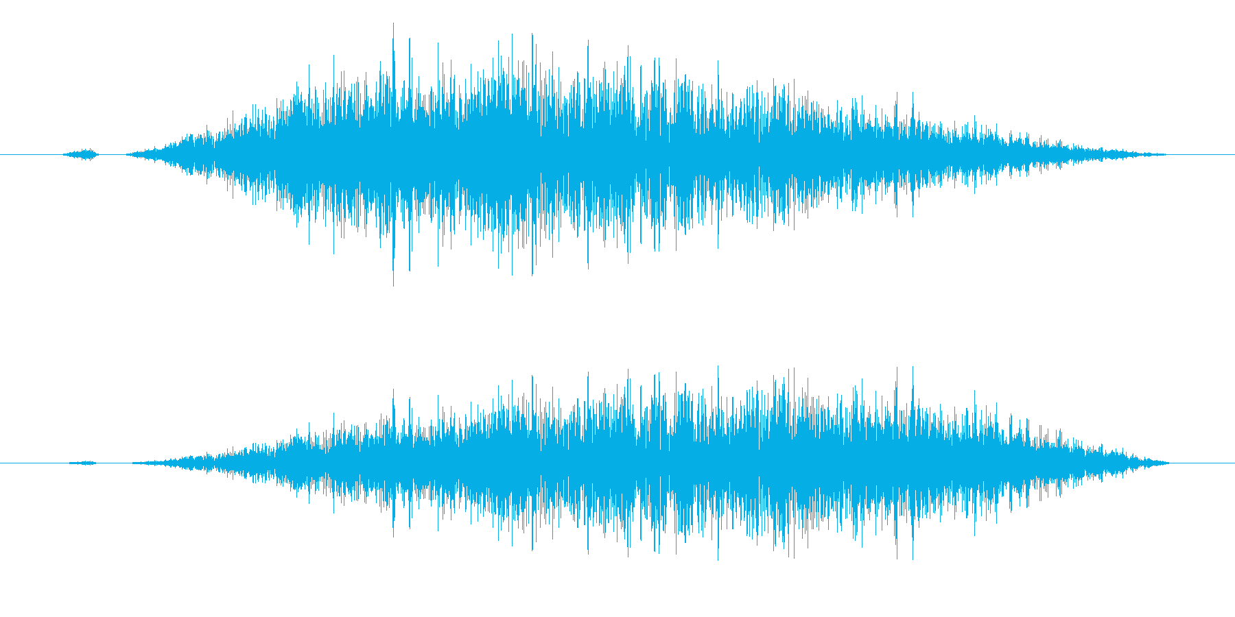 スワイプ/キャンセル/場面転換に最適08の再生済みの波形