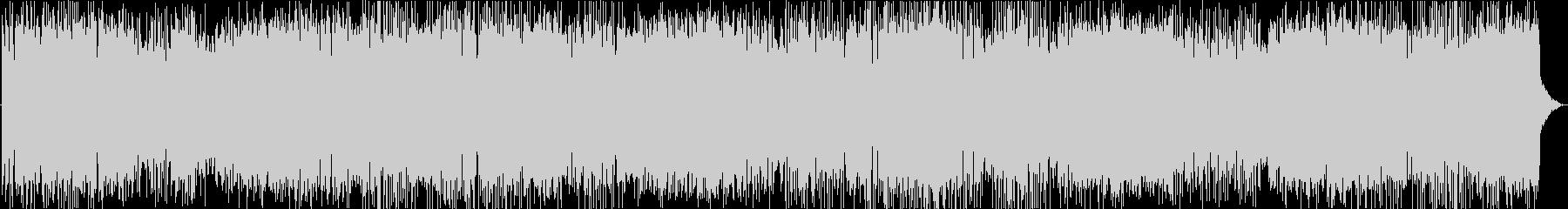 イメージ ビープ音のグリッチ01の未再生の波形