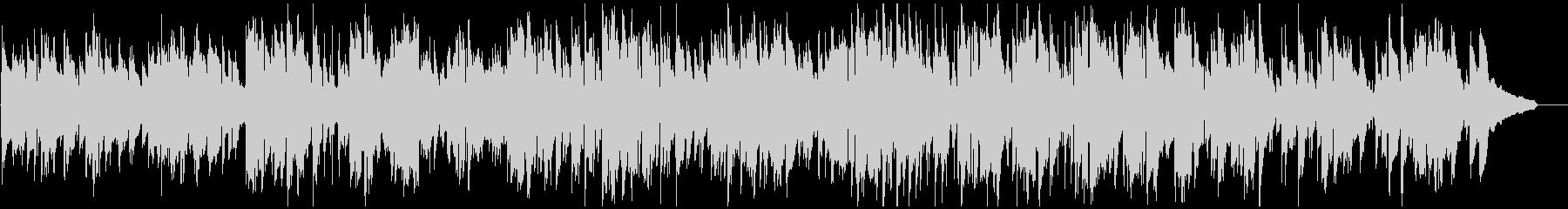 ミディアムスイングゆったりジャズサックスの未再生の波形