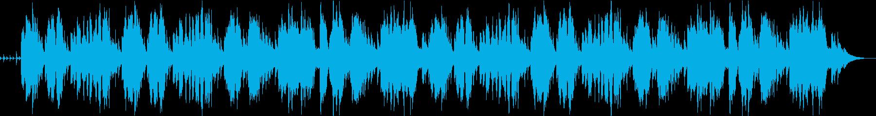 陽気で楽しいジプシージャズの再生済みの波形