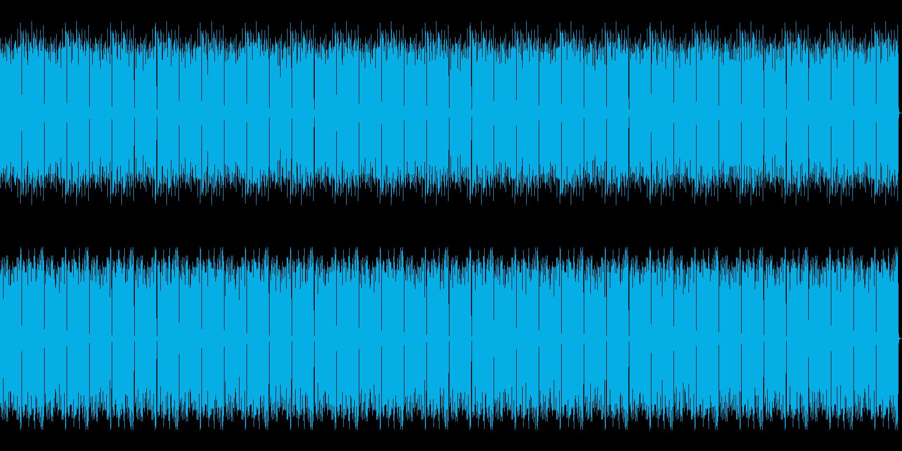 知育・不思議・パズル・日常ピアノ58Lの再生済みの波形