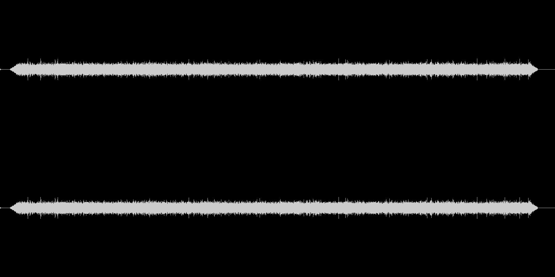 静かな小さなストリーム-ツイッター...の未再生の波形