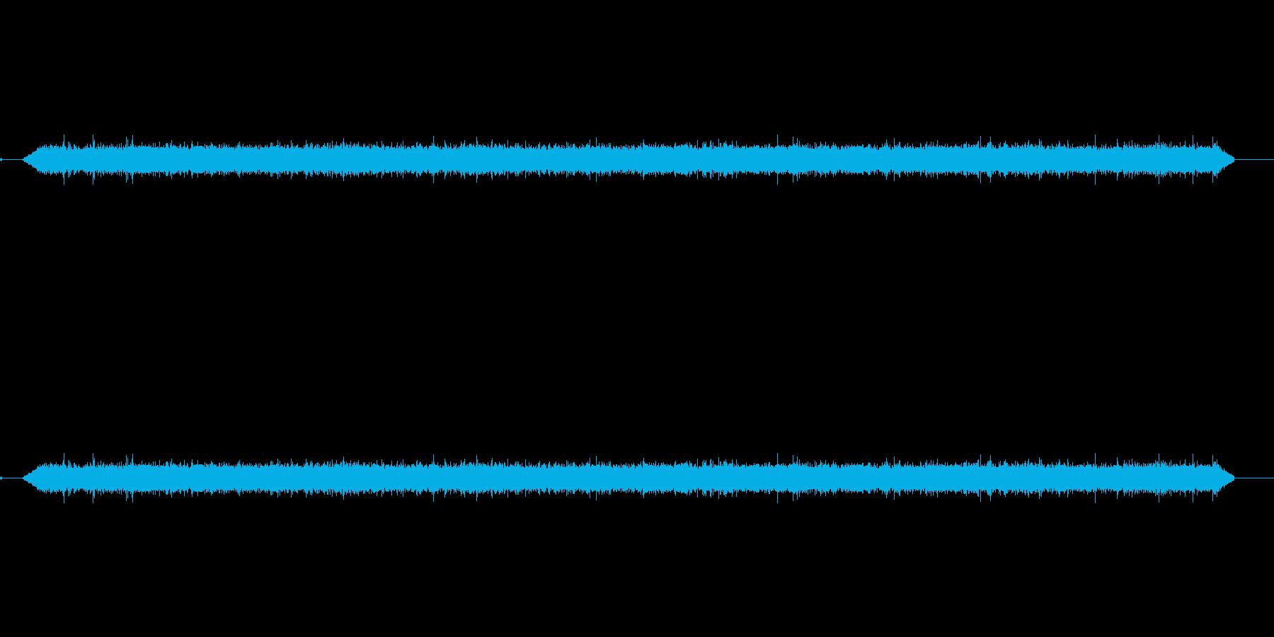 静かな小さなストリーム-ツイッター...の再生済みの波形