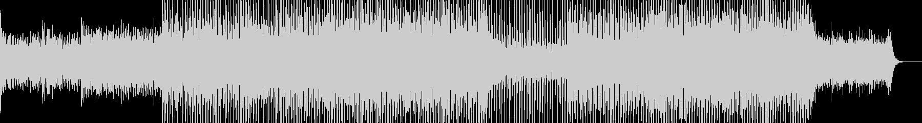 EDMクラブ系ダンスミュージック-33の未再生の波形