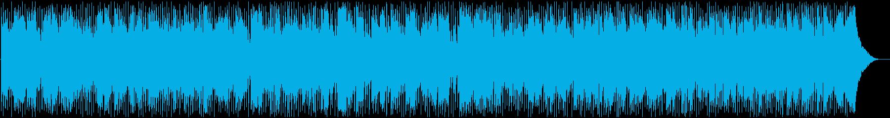 切ないかっこいい疾走感のカントリーポップの再生済みの波形