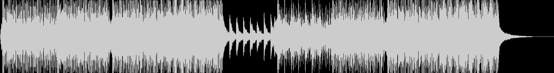 V-LOGなどおしゃれな映像に合う曲の未再生の波形