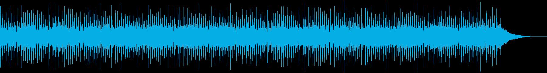 オープニング・和風・パワフル・ロックの再生済みの波形