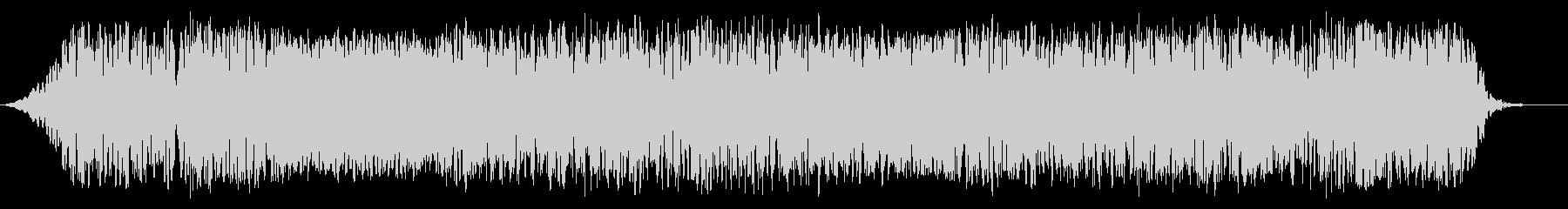 テルミン:揺れる不気味な音楽のアクセントの未再生の波形