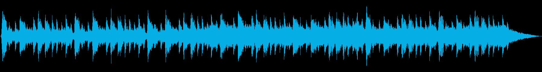ダイナミックなクライマックスを伴う...の再生済みの波形