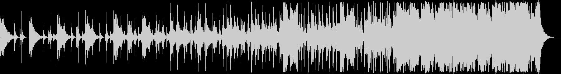 BGM_頂きを目指しての未再生の波形