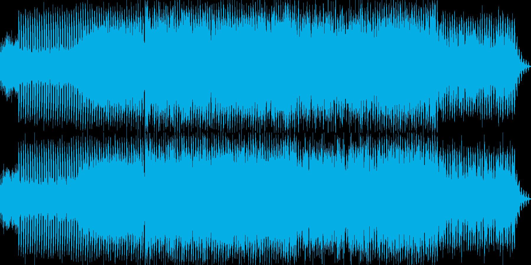 宇宙っぽいクイズのシンキングタイムの再生済みの波形