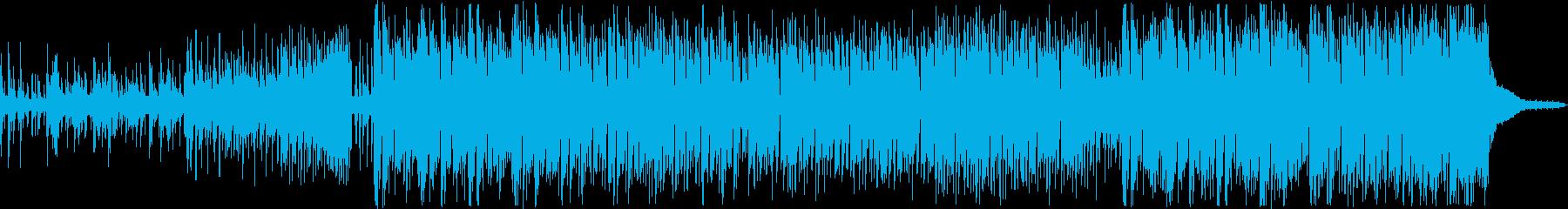 ギタフレーズがリードするキラキラハウスの再生済みの波形