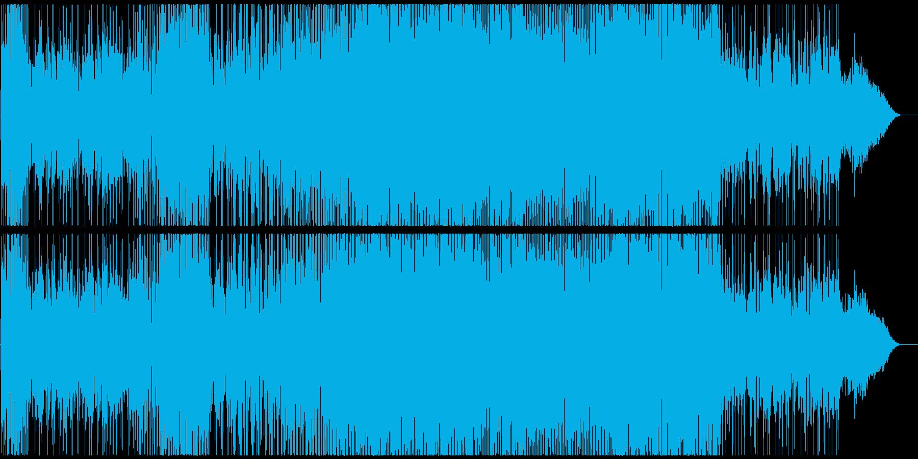 サックスが映えるポップス 疾走感・明るいの再生済みの波形
