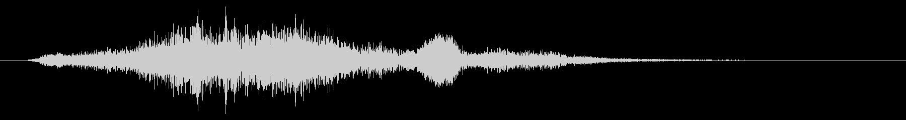 群集 デス・クライ02の未再生の波形