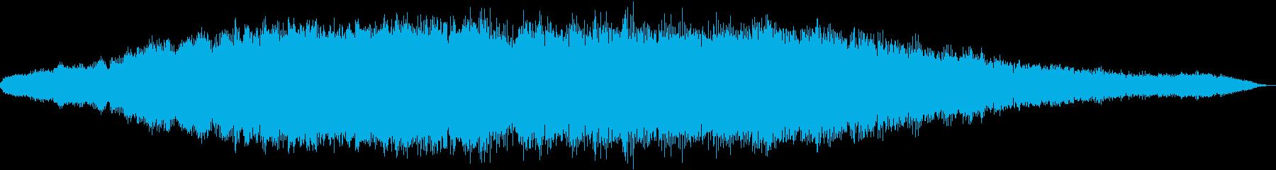 【ダークアンビエント】アトモスフィア_1の再生済みの波形