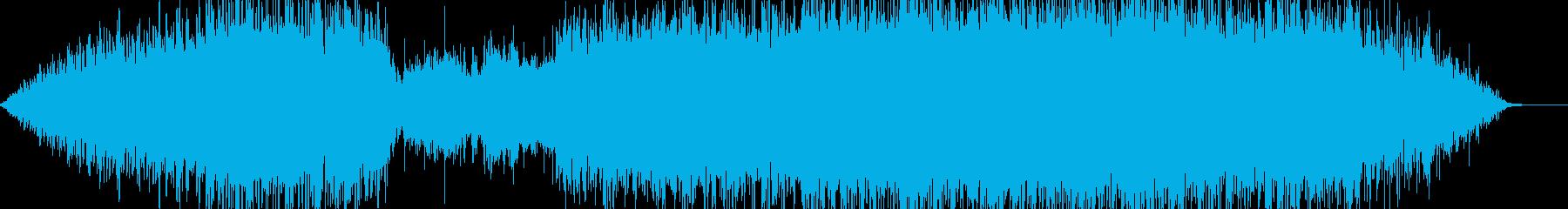 Synthetic motion2の再生済みの波形