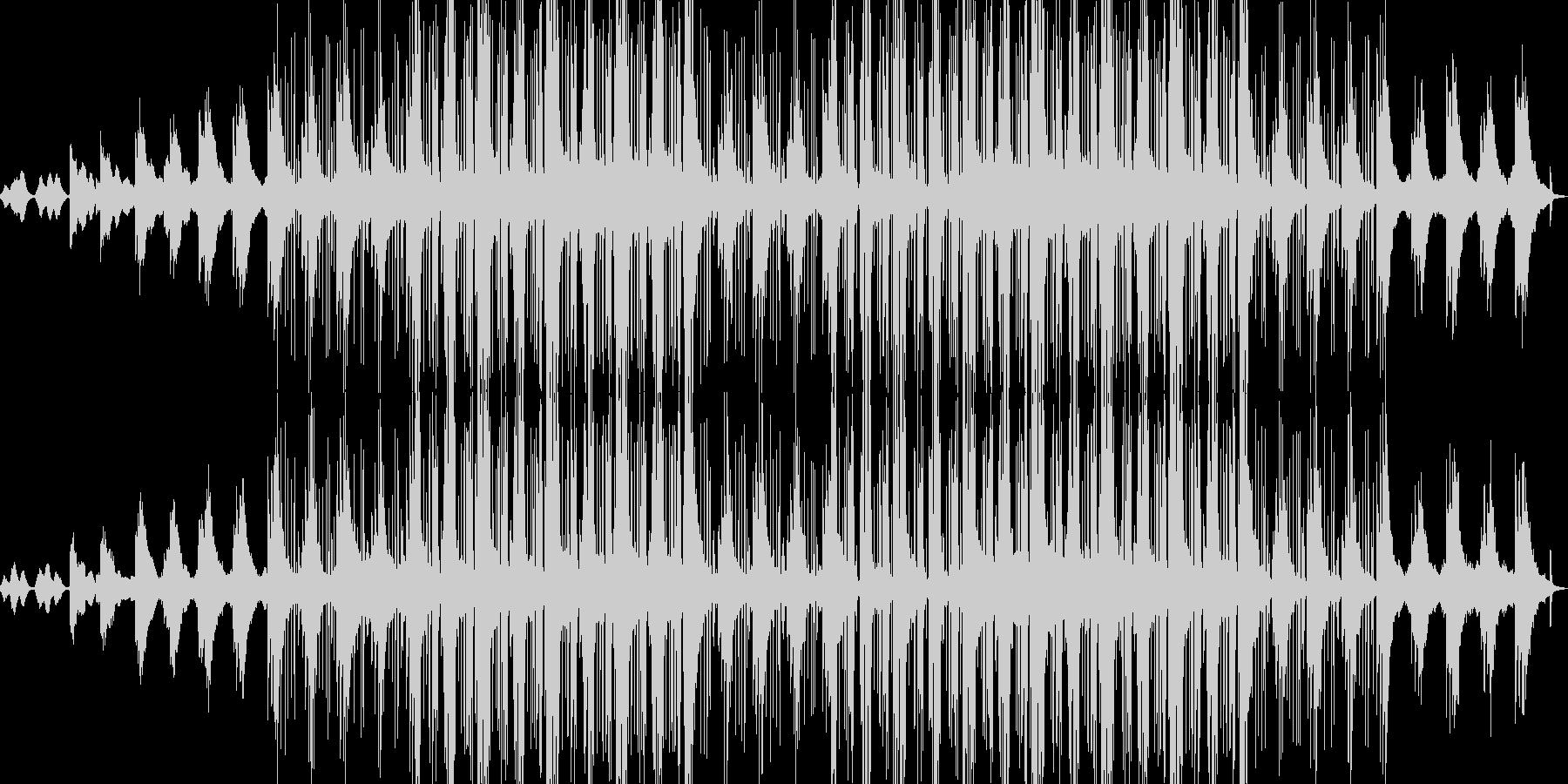 トラップ ヒップホップ 広い 壮大...の未再生の波形