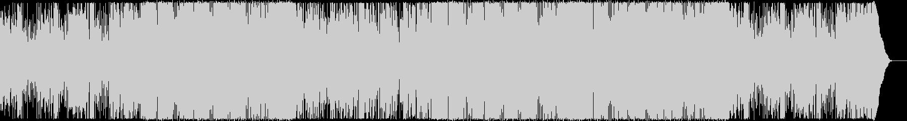 ラジオ・おしゃれ・楽しい・ジャズの未再生の波形