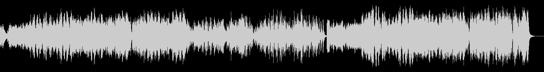 ショパン ピアノ曲 子犬のワルツ・高音質の未再生の波形