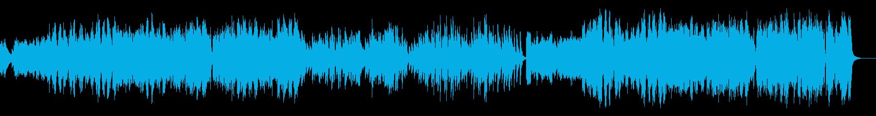 ショパン ピアノ曲 子犬のワルツ・高音質の再生済みの波形