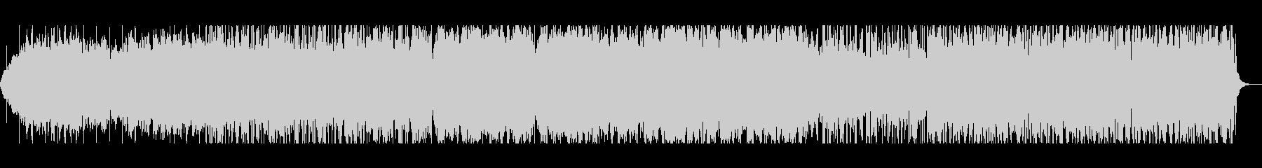 ブラックミュージック風ローファイの未再生の波形