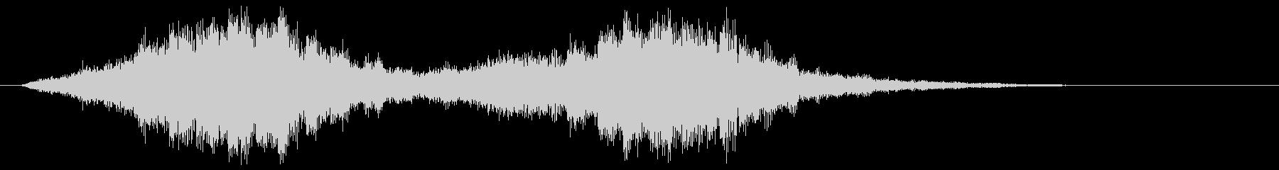 エレクト_ハイクオリティージングル_10の未再生の波形
