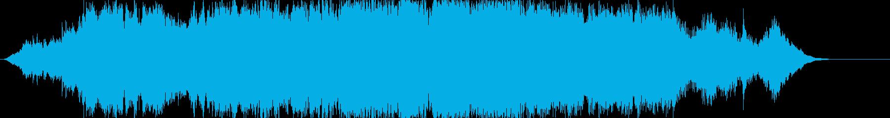 動画 技術的な 説明的 クール a...の再生済みの波形