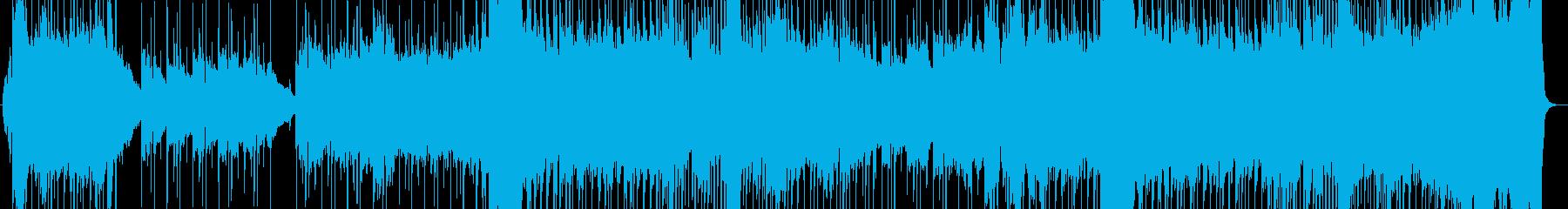 クラシック。オーケストラ。メロディ...の再生済みの波形