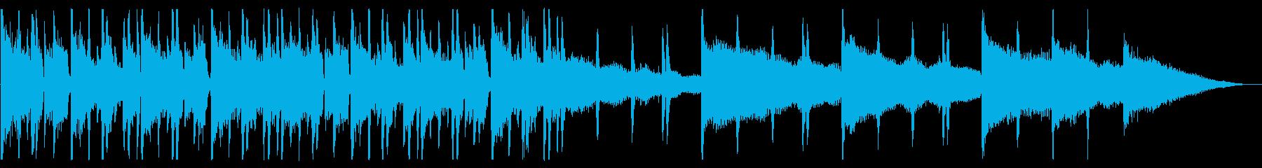 優しい雰囲気のR&B_5の再生済みの波形